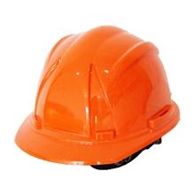 รูปภาพของ หมวกนิรภัย TONGA 5100 ปรับหมุน สีส้ม