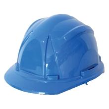 รูปภาพของ หมวกนิรภัย TONGA 5100 ปรับหมุน สีน้ำเงิน