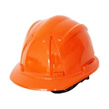 รูปภาพของ หมวกนิรภัย TONGA 5100 ปรับเลื่อน สีส้ม