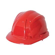 รูปภาพของ หมวกนิรภัย TONGA 5100 ปรับเลื่อน สีแดง