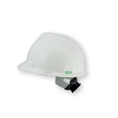 รูปภาพของ หมวกนิรภัย MSA V-GARD GB ปรับเลื่อน สีขาว