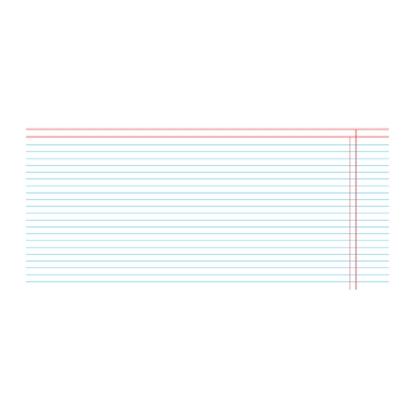 รูปภาพของ สมุดบัญชี 5 ช่องคู่ 5/100 210x330มม. ปกคละสี (100 แผ่น)