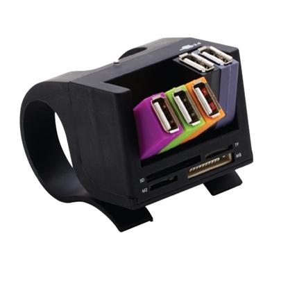 รูปภาพของ USB HUB STORM 7 พอร์ต CR105
