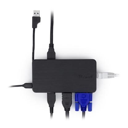 รูปภาพของ อุปกรณ์เชื่อมต่อคอมพิวเตอร์พกพา Targus USB 3.0