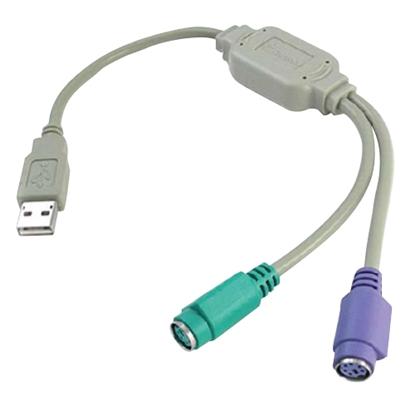 รูปภาพของ สาย USB To PS2 AU-0002
