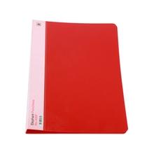 รูปภาพของ แฟ้มหนีบ ตราช้าง 490 F4 สีแดง