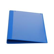 รูปภาพของ แฟ้ม 2 ห่วง ชนิดสอดปก ตราช้าง 221/V สีน้ำเงิน