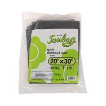 """รูปภาพของ ถุงขยะดำ Sunbag 20""""x30"""" บรรจุ 1 กก."""