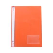 รูปภาพของ แฟ้มเจาะพลาสติก โรบิน 5212 A4 สีส้ม