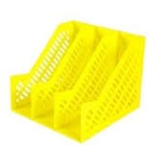รูปภาพของ กล่องเอกสารพลาสติก ออร์ก้า BF-2001/3 เหลือง