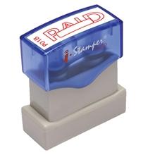 รูปภาพของ ตรายางหมึกในตัว I-STAMPER P01B PAID