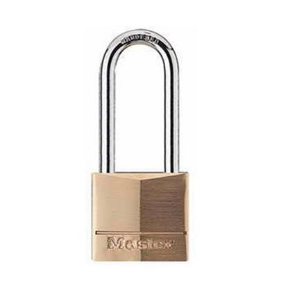 รูปภาพของ กุญแจสปริงทองเหลือง 140EURDLH ขนาด 40 มม ห่วงกุญแจยาว 51 มม