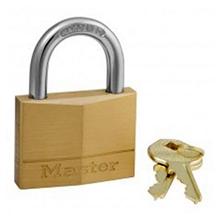รูปภาพของ กุญแจสปริงทองเหลือง 150EURD ขนาด 50 มม
