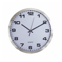 รูปภาพของ นาฬิกาแขวนผนัง 12 นิ้ว รุ่น 3490 สีขาว