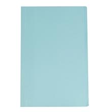 รูปภาพของ แฟ้มพับ ใบโพธิ์ 300 แกรม F4 สีฟ้า (แพ็ค 50 เล่ม)