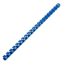 รูปภาพของ สันห่วงพลาสติก อิบีโก้22 มิลลิเมตร สีน้ำเงิน (แพ็ค10 อัน)