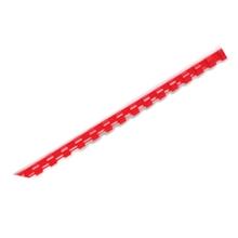 รูปภาพของ สันห่วงพลาสติกอิบีโก้ 14มม. สีแดง (แพ็ค10อัน)