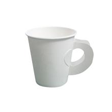 รูปภาพของ แก้วกระดาษแบบมีหู EPP 6.5 oz. สีขาว แพ็ค 50 ใบ