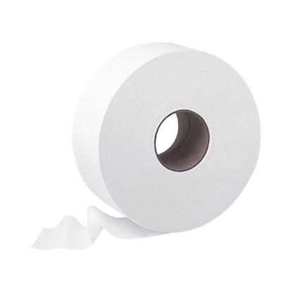 รูปภาพของ กระดาษชำระจัมโบ้โรล 1 ชั้น ริเวอร์ โปร JRT 1 x 12 ม้วน