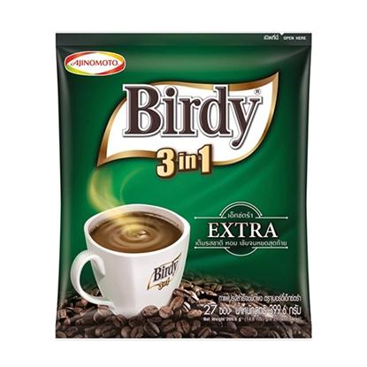 รูปภาพของ กาแฟปรุงสำเร็จชนิดซอง 3in1 เบอร์ดี้ เอสเพรสโซ่ 14.8 กรัม x 27 ซอง