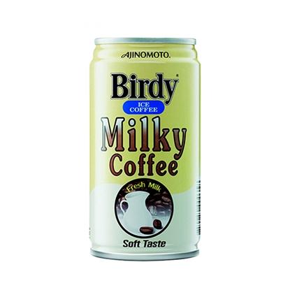 รูปภาพของ เบอร์ดี้ กาแฟกระป๋อง มิลค์กี้ 180 มล. X 30 กระป๋อง