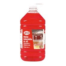 รูปภาพของ น้ำยาดับกลิ่นฆ่าเชื้อ ARO สีชมพู ขนาด 5,200 มล.