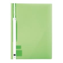 รูปภาพของ แฟ้มเจาะพลาสติก XING No.1114 A4 สัน 1 ซม. สีเขียว