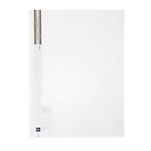 รูปภาพของ แฟ้มเจาะพลาสติก XING No.1114 A4 สัน 1 ซม. สีขาว