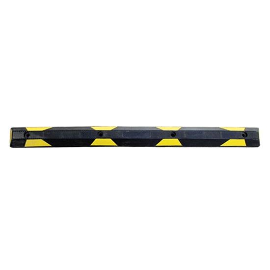 รูปภาพของ ยางห้ามล้อ A-Traff สีดำ-เหลือง