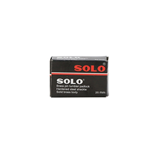 รูปภาพของ กุญแจ SOLO NO.84 25mm