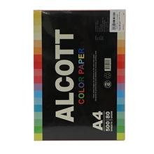รูปภาพของ กระดาษสีถ่ายเอกสาร แอลคอท 80 แกรม A4 สีส้ม (500 แผ่น)