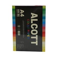 รูปภาพของ กระดาษสีถ่ายเอกสาร แอลคอท 80 แกรม A4 สีชมพูเข้ม (500 แผ่น)