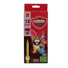 รูปภาพของ ดินสอสีไม้ มาสเตอร์อาร์ท แท่งยาว 12 สี