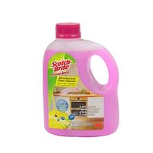 รูปภาพของ น้ำยาทำความสะอาดพื้น สก๊อตไบรต์ กลิ่นโรแมนติกโรส 1000 มล. (1 ลิตร )