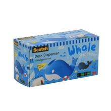 รูปภาพของ แท่นตัดเทปปลาวาฬ 3M XP002006284 สีฟ้า