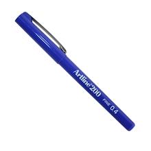 รูปภาพของ ปากกาหัวเข็ม ARTLINE EK200 0.4 มม. สีน้ำเงิน