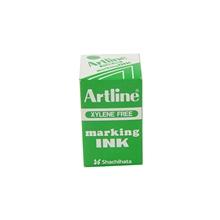 รูปภาพของ หมึกเติมปากกามาร์คเกอร์ Artline 20 มล. สีเขียว