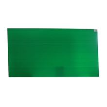 รูปภาพของ ฟิวเจอร์บอร์ด 65x122ซม. หนา 2 มม.สีเขียว