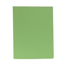 รูปภาพของ แฟ้มพับ ใบโพธิ์ 230 แกรม A4 สีเขียว