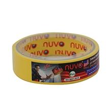 รูปภาพของ กระดาษกาวย่น Nuvo 1 นิ้ว x 10 หลา เหลือง