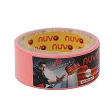 รูปภาพของ กระดาษกาวย่น Nuvo 1.5 นิ้ว x 10 หลา สีชมพู