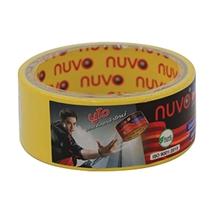 รูปภาพของ กระดาษกาวย่น Nuvo 1.5 นิ้ว x 10 หลา สีเหลือง