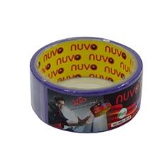 รูปภาพของ กระดาษกาวย่น Nuvo 1.5 นิ้ว x 10 หลา สีม่วง