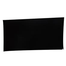 รูปภาพของ ฟิวเจอร์บอร์ด ขนาด 130 x 245 ซม. หนา 5 มม. สีดำ