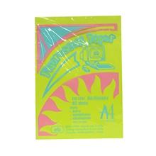 รูปภาพของ กระดาษสีสะท้อนแสงB SB #2 80G A4 ห.(1X50)
