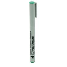 รูปภาพของ ปากกาเขียนแผ่นใส อาร์ทไลน์ EK-803 F 0.5 มม. ลบได้ สีเขียว