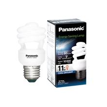 รูปภาพของ หลอดไฟ Eco-Spiral Panasonic EFDHV11D65T 11w (คลูเดย์ไลท์)