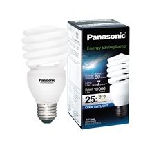รูปภาพของ หลอดไฟ Eco-Spiral Panasonic EFDHV25D65T 25w (คลูเดย์ไลท์)