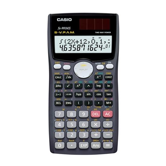 รูปภาพของ เครื่องคิดเลขวิทยาศาสตร์ คาสิโอ FX-991MS