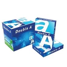 กระดาษถ่ายเอกสาร กระดาษถ่ายเอกสาร Double A 80/500 A4 (กล่อง 5 รีม) Double A
